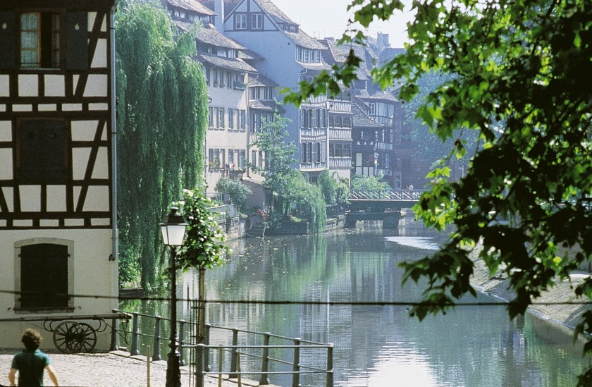 Petite France Photo: Courtesy of the Strasbourg Tourism Office