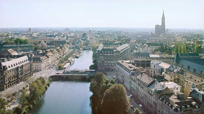 Photo: Courtesy of the Strasbourg Tourism Office.