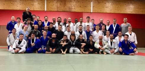 Infini Jiu Jitsu team 2016